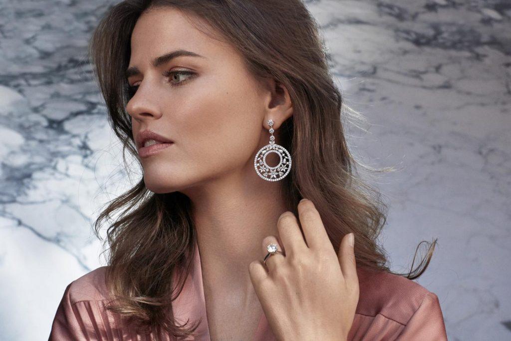Wholesale Diamond Stud Earrings